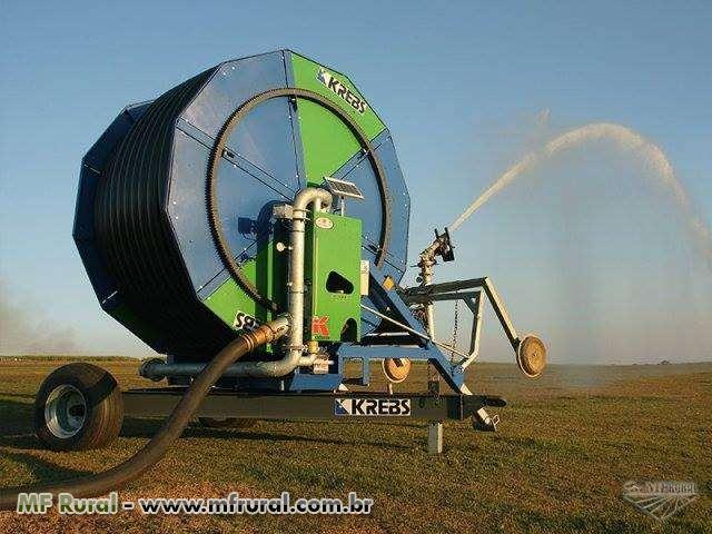Carretel para irrigação