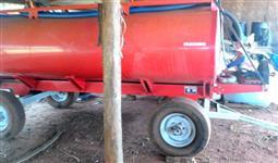 Tanque de água de 6.500lts