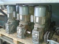 Motor Freio Redutor Sew 1,5 Kw 2 Cv Redução 1x130 Ponte Rolante