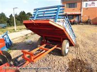 Carreta Micro Trator