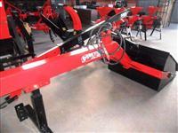 Concha Hidráulica para Trator 500L