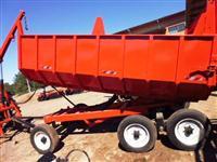 Carreta Basculante 7,5 toneladas