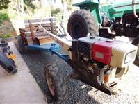 Mini/Micro Trator Yanmar TC12 4x2 ano 09