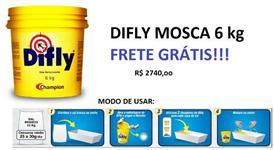 DIFLY MOSCA - BALDE 6 KG - FRETE GRÁTIS