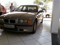 Vendo BMW 325i ano 1997 alema impecavel