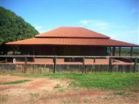 Vendo fazenda na região de Paranatinga/MT para plantio e pecuária