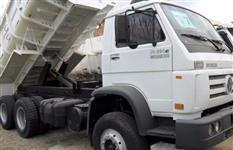 Caminhão Canavieiro Trabalhando - CARGO 2631HD