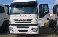 Caminhão  Iveco Strallis 380  ano 09