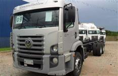 Caminhão  Volkswagen (VW) 24250  ano 09