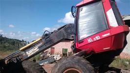 Vendo trator Harvester Valmet ano 2008
