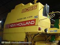 COLHEITADEIRA NEW HOLLAND NH 8055 ANO 89/89