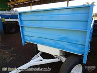 Carreta agrícola 6 toneladas, Toda Reformada!!