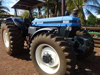 Trator Ford/New Holland 8030 4x4 ano 05