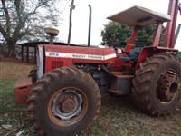 Trator Massey Ferguson 292 4x4 ano 88