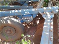 Grade Niveladora Controle 42x22 Tatu