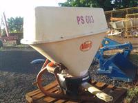 Distribuidor VICON 600 Kilos Pendulo
