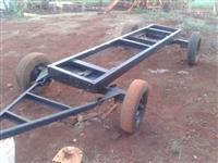 Chassis de Carreta Agrícola