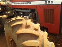 Trator Massey Ferguson 299 4x4 ano 92
