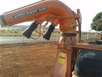Pulverizador Canhão Jatão 600