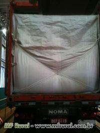 Líner para contaíner - Transporte de grãos em geral