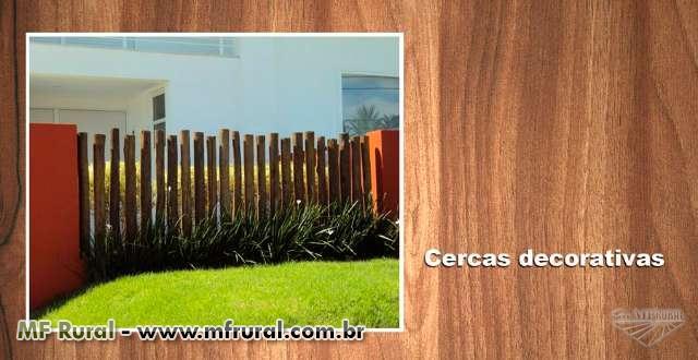 cerca de eucalipto tratado para jardim : cerca de eucalipto tratado para jardim:Eucalipto Tratado Lascas Mourões Palanques em Valentim Gentil SP
