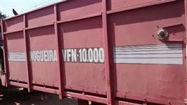 VAGÃO FORRAGEIRO VFN 10 000 NOGUEIRA