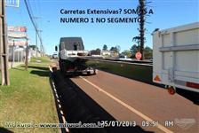CARRETA EXTENSIVA NOVAS E USADAS - TWR 15X25M