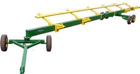 Carreta para Transportar Plataforma de Colheitadeira