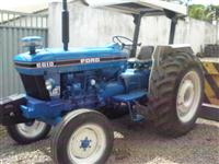 Trator Ford/New Holland 6610 4x2 ano 90