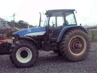 Trator Ford/New Holland TM180 4x4 ano 06