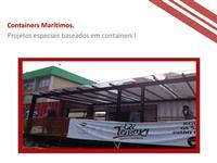 Container venda e locação em Santa Catarina, Rio Grande, Paraná e São Paulo