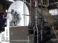 Caldeira Reconstruida CBC 3.500Kgv/h