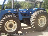 Trator Ford/New Holland 7630 4x4 ano 06