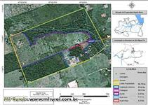 Fazenda 95,78 ha em ótimo estado, excelente localização e fácil acesso
