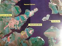Águas de Maio Condomínio ao lado do Rio em Primeiro de Maio