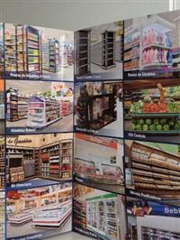 Fabricação, montagem para supermercados, padarias, bares, buffet,