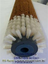 Escovas Industriais em 100% Fibra Coco, Nylon, Pita, Nylon