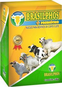 BRASILPHOS + PROBIÓTICO 01 KG R$ 29,90 (FRETE GRÁTIS ACIMA de 10 KG)