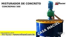 Misturador de concreto ConcreMax 500