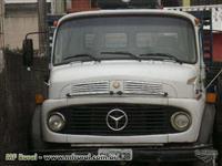 Caminhão  Mercedes Benz (MB) 2219  ano 80