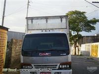 Caminh�o  GMC 7110  ano 77