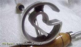 Marcadores de Animais em Aço Inox
