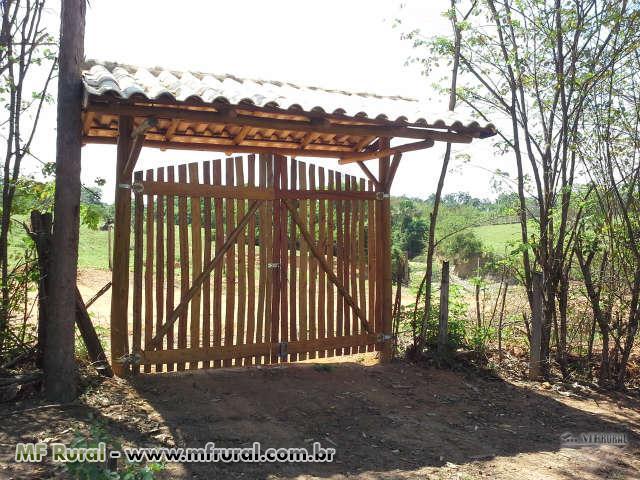 cerca para jardim de eucaliptoCercas de madeira eucalipto tratado