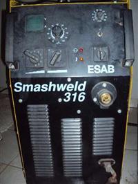 Maquina de solda mig Esab Smashweld 316
