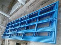 Porteiras metálica tubular para curral, pastos e sítios
