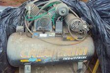 Compressor industrial Chiaperini 175lbs, 200 litros, motor 5 cv