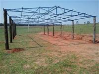 Galpões Metaldax para instalações rurais, comerciais e industriais