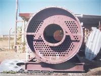 Caldeira a lenha de 500 a 8.000 ton a lenha