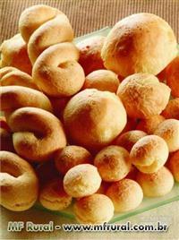 Pão de Queijo Congelado