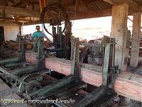 Maquinas serraria - Serraria Completa